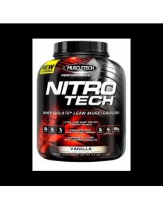 Proteina Nitro Tech 4 lbs.