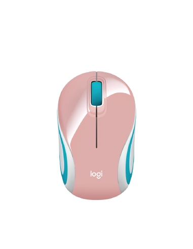 Mouse Logitech Mini Wireless M187...