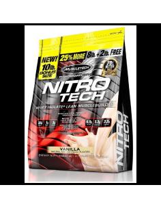 Proteina Nitro Tech 10 lbs.