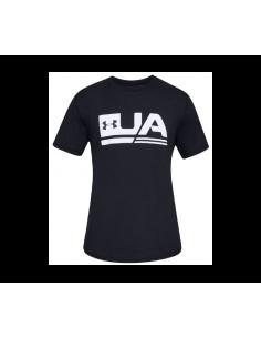 Camiseta UA manga corta...