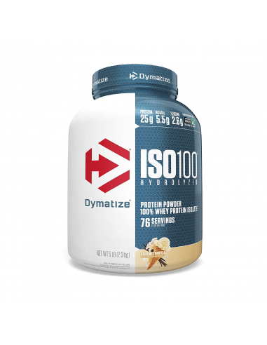 ISO 100 5 lbs