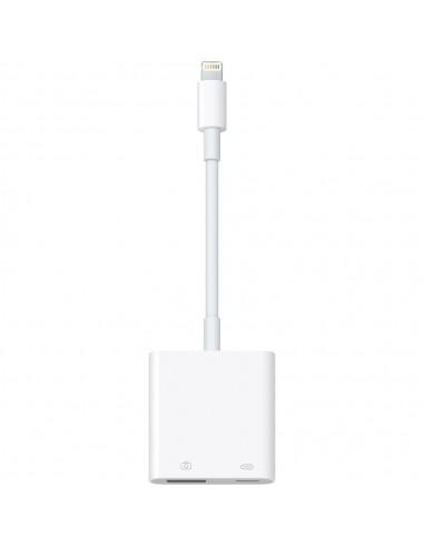 Adaptador de cámara Lightning a USB 3