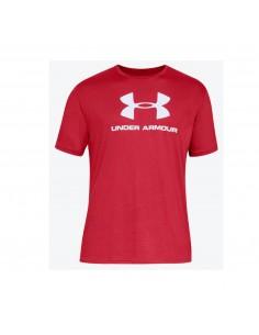UA Sportstyle Logo Roja