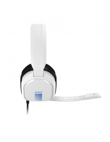 Audifonos Logitech Astro A10 White