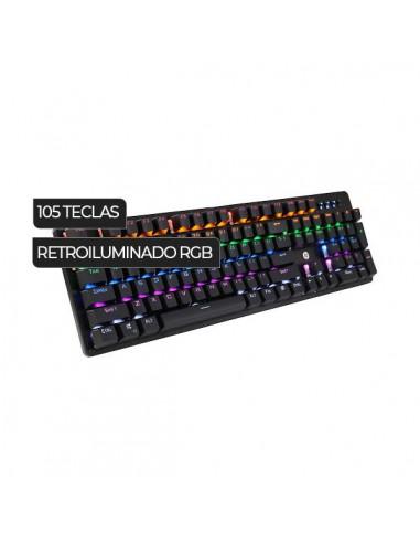 Teclado HP Mecánico Gaming GK100
