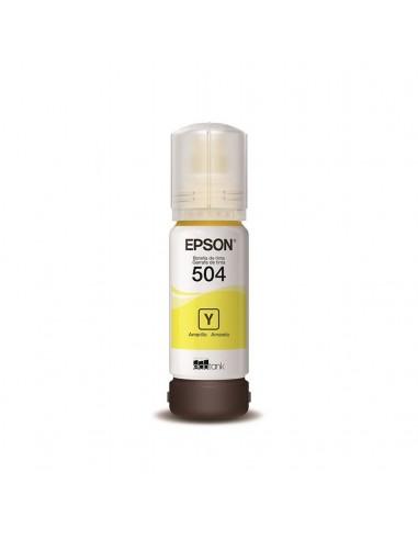 Tinta Epson 504 Yellow