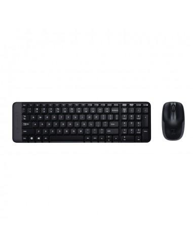Logitech® Wireless Combo MK220