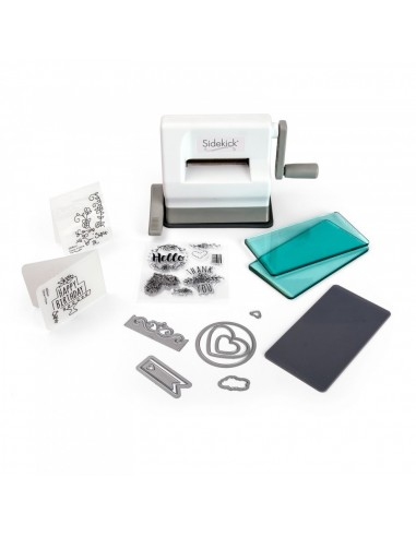 Sizzix Sidekick Starter Kit (White &...