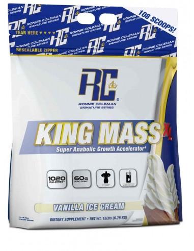 Ganador de Masa King Mass 15 lbs