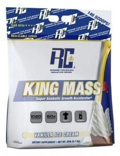 Ganador de Masa King Mass...